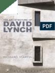Richard Martin - The Architecture of David Lynch