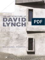 Richard Martin - The Architecture of David Lynch