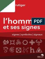 Lhomme Et Ses Signes