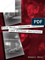 Dennis Broe - Film Noir, American Workers and Postwar Hollywood