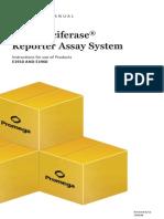 Assay System Protocol