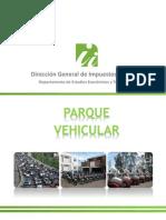 Parque Vehicular 2013