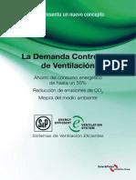 Demanda Controlada de Ventilación S&P