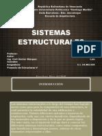 presentacion estructura