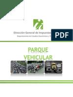 Parque Vehicular 2014 Republica Dominicana