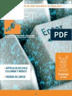 Revista Gestión de Personas y Tecnología - Mayo 2015