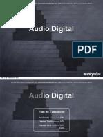 Diapositivas de Audio Digital