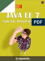 Java Ee 7 Com Jsf Primefaces e Cdi Algaworks