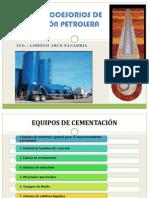 Equipos y Accesorios de Cementación Petrolera
