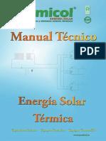 Manual Tecnico Solar Termicol