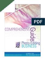 Photo Editing eBook