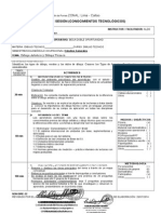Plan de Sesion Estudios Generales Fisica Quimica