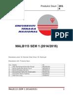 Tugasan Bahasa Melayu Korporat
