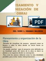 Planteamiento y Organizacion de Obras