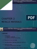 CH. 2 - METAL MAT