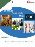 Mype-Industria Junio 2015