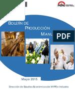 Mype-Industria Mayo 2015