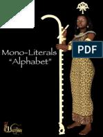 Alphabet patrick james