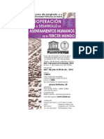 Informacion Xvi Curso Cooperacion