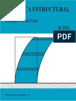 Dinámica Estructural; Teoría Y Cálculo - Mario Paz