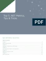 .NET Metrics - Tips and Tricks