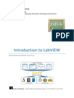 Introduction to LabVIEW Complete