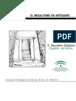 Guía Didáctica Megalitismo ANTEQUERA