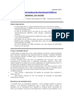 957 FactSheetAtividadeFisicaOMS2014 Port REV1