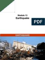 Modul 13 - Earthquake