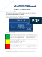 NIIF 13 Resumen