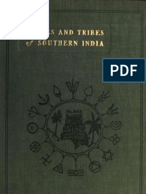 Castes and Tribes of Southern India Vol 3 | Wedding | Marriage