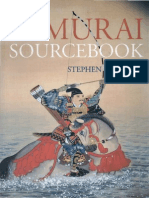 The Samurai Sourcebook