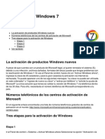 Activacion de Windows 7 4149 Kymexf