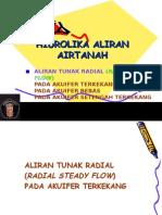 2. Hidrolika Aliran Airtanah