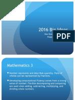 2016 big ideas in grade 3 curriculum