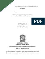 Ordenamiento Territorial & Urbe