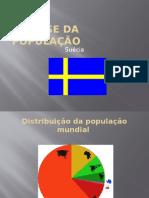 Análise Da População Mundial-caso sueco