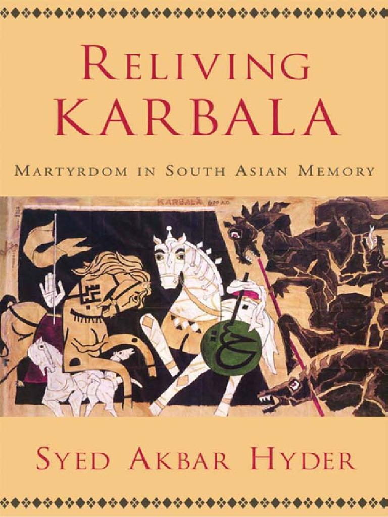 Reliving Karbala