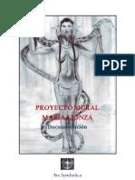 Proyecto Mural Maria Lionza Documentación