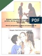 El Estatuto Jurídico de Los Padrastros y Madastras