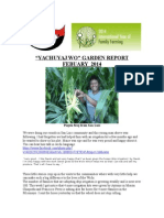 yachuyaj wo garden project febuary 2014