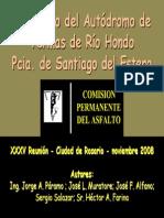 14 Pavimento Autodromo Termas de Rio Hondo