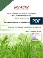 Factores Indicativos de Contaminación_salud Pública