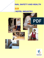 Guidelines for the Hotel Industry
