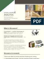 critical discourse analysis -deborah