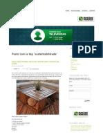 Sustentabilidade _ Blog Do Menor Preço