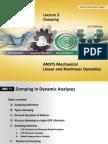 Mech Dynamics 14.5 L03 Damping