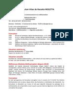 CV Rene Moletta