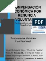 Ponencia Renuncia Voluntaria-2015