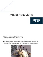 5.Modal Aquaviário